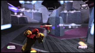 Unreal Tournament 3: Metroid vs Halo vs Star Wars!