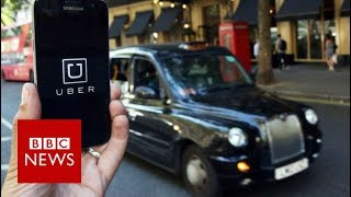 Uber loses London operating licence - BBC News