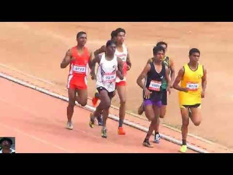 800M Final Boys-U17. Tamil Nadu State Level RDS Athletic Meet -2014 -15
