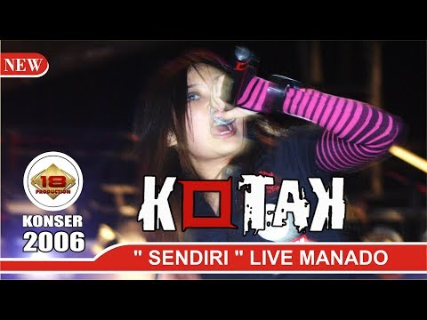 KONSER ~ KOTAK ~ SENDIRI | JAMANNYA PARE FORMASI LAMA .. @LIVE KONSER MANADO 2006
