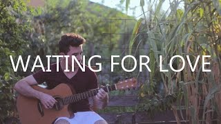 Waiting For Love - Avicii (fingerstyle guitar cover by Peter Gergely)