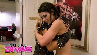 The Divas face off at WrestleMania 31: Total Divas: July 21, 2015
