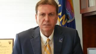 Kansas Commissioner of Education Dr. Randy Watson