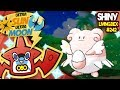Download Video Download IS THAT SHINY? SHINY BLISSEY! Quest for Shiny Living Dex #242 USUM Shiny 80 3GP MP4 FLV