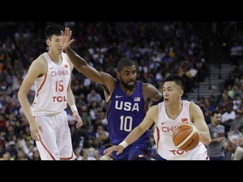 Xxx Mp4 China USA July 26 2016 Olympic Basketball Exhibition FULL GAME HD 720p English 3gp Sex