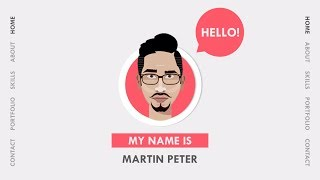 PowerPoint Animation Tutorial Motion Graphic CV