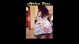 AFRICAN BLACK GIRL TWERK BAIKOKO FROM UGANDA