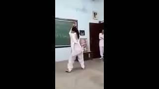 Haryanvi college girl dirty dance infront of her teacher || sexy haryanvi girl