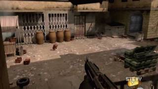 Call Of Duty 4 Pro - Stevy The Lone Lion Tek-9 - HD