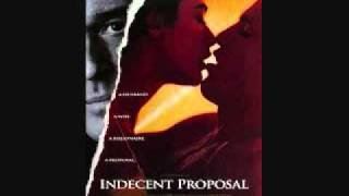Indecent Proposal - soundtrack song - change of mind; David runs