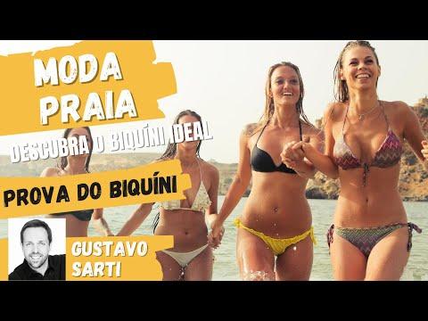 Game Show de Verão Gustavo Sarti comanda a Prova do Biquíni
