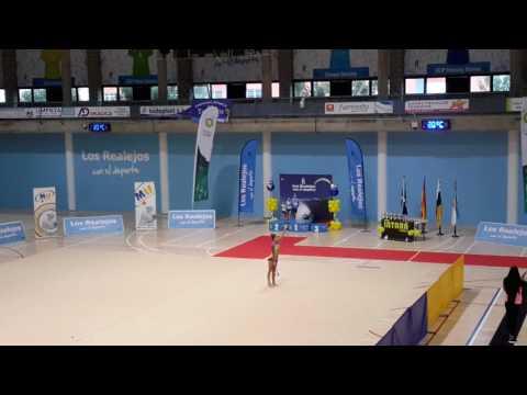 Xxx Mp4 Elegua 17 Nayara García Mazas Campeonato De Canarias Individual Base 3gp Sex