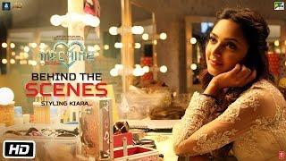 Machine Diaries | Behind The Scenes | Styling Kiara