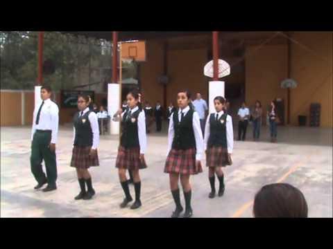 Concurso de Escoltas 2013 Colegio México