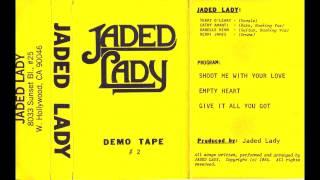 JADED LADY - Empty heart