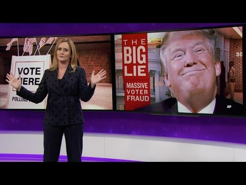 The Big Lie Full Frontal with Samantha Bee TBS