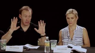 "Better Call Saul Season 2 Table Read ""Money Printing Machine"""