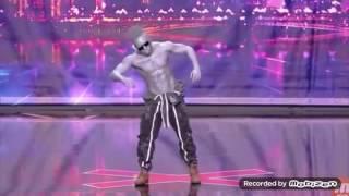 اجمل رقص تكسير في برنامج مواهب بريطاني
