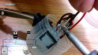 كيف تصنع شاحن متنقل بنفسك(باور بانك) ...how to make a POWER BANK