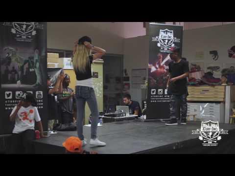 TURFinc 19th   lil Kida The Great vs Avika   Lil Beasts vs TURFIN - Dance Battle