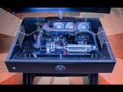 Smallest Desk PC Yet Vector Desk Mini Review