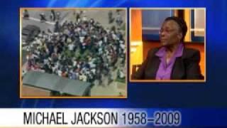 Mabel Robinson Remembers Michael