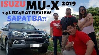 2019 ISUZU MU-X 1.9L RZ4E LS-A AT REVIEW : SAPAT BA?
