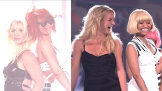 Britney Spears - 2011 BBMAs Rehearsals