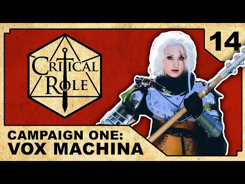 SHOPPING AND SHIPPING - Critical Role RPG Show: Episode 14