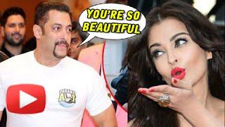 Salman Khan Makes Ex Aishwarya Rai's Day Special - Watch Now