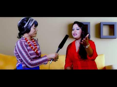 Xxx Mp4 ब्वाई फ्रेन्ड त धेरै छन Lok Singer Devika KC Gurung On The Kaulibudhi Show 3gp Sex