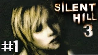 Two Best Friends Play Silent Hill 3 (Part 1)