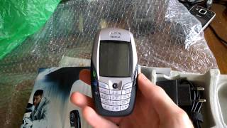 Nokia 6600 unboxing