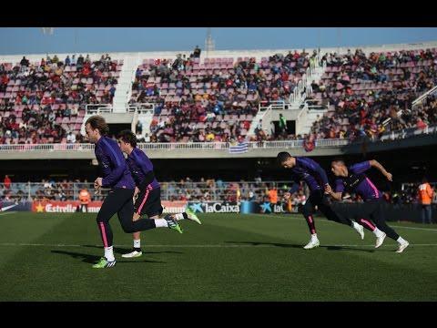 Xxx Mp4 FC Barcelona Open Doors Training Session FULL VIDEO 3gp Sex