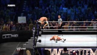 WWE Survivor Series I 2011 CM Punk vs Alberto Del Rio I HD