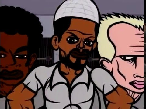The Slim Shady Show - Episode 5  - Slimshank Redemption (English Subtitles) (uncensored)