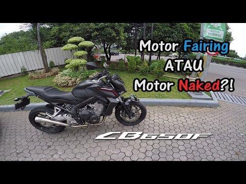 Motor FAIRING Atau Motor NAKED?