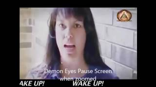 Most Wired Best youtube compilation demons aka aliens caught on tape 2015 aka reptilian shapeshifter