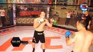 IFC 2 Hassan Amoei VS Mahdi Bahshi  Teharn Event  Iran Fighting Championship