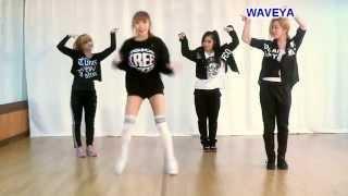Waveya GOT7 - GIRLS GIRLS GIRLS 갓세븐 cover dance 웨이브야