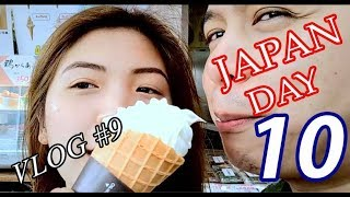 Yexel and Mikee JAPAN Day 10 Vlog # 9