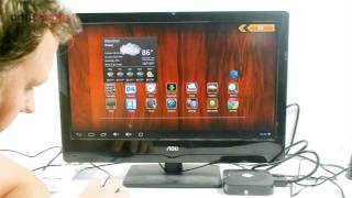how to connect tv box to your TV monitors - coolicool