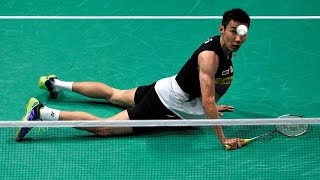 Highlights and Trick Shots Lee Chong Wei Vs Viktor Axelsen - Yonex Malaysia Open 2016