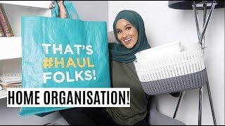 POUNDLAND ORGANISATION HAUL JANUARY 2019  Zeinah Nur