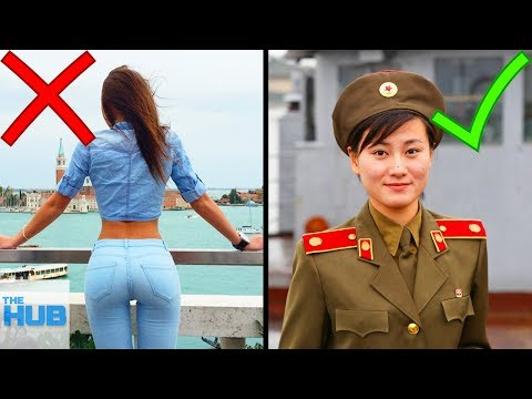 Xxx Mp4 10 Dark Secrets North Korea Doesn T Want You To Know 3gp Sex