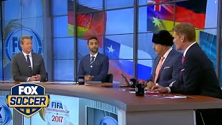 Russia must make a good impression before the World Cup | 2017 FIFA Confederations Cup