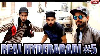 Real Hyderabadi #5 || Ramzan Special || best Comedy Video|| DJ Adnan Hyd || Actor Abdul Razzak ||