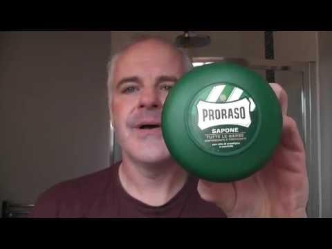 Proraso & Shaving Like a Clown