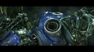 Trailer Redux - Pacific Rim / Starcraft 2