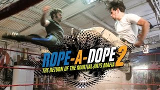 Groundhog Day Battle 2 - Rope A Dope 2 - Wake, Fight, Repeat... AGAIN!